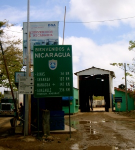How to Cross the Border: Costa Rica-Nicaragua by foot