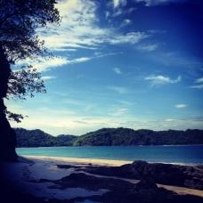 The beach... a little bit of paradise
